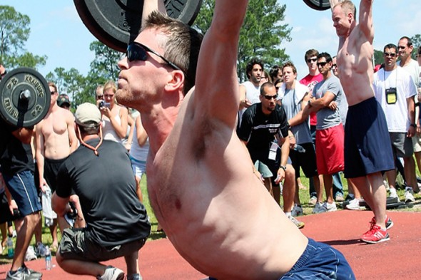 Dirty South CrossFit Games
